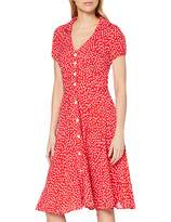 Joe Browns Women's Flattering Button Through Dress Casual