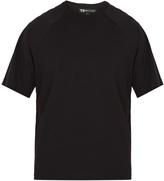 Y-3 Logo-print Cotton T-shirt