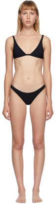 Totême Black Mashena/Nantes Bikini