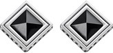 Thomas Sabo Africa Black sterling silver and onyx earrings