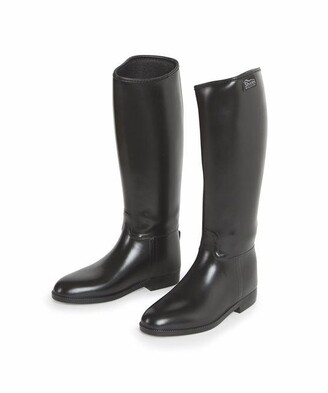 Shires Rubber Ride Riding Boots Girls