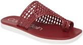 Calvin Klein Rilla Woven Slide Sandal