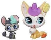 Littlest Pet Shop Pet Pawsabilities Roxy Reddington & Dusty West