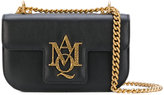 Alexander McQueen Insignia satchel - women - Calf Leather - One Size