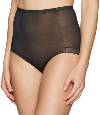 Arabella Women's Smoothing Mesh Shapewear Brief