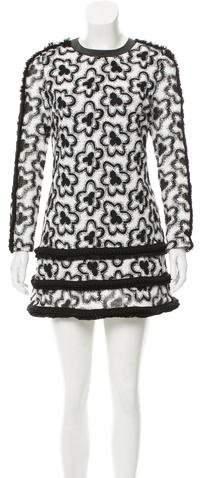 Alexis Long Sleeve Mini Dress
