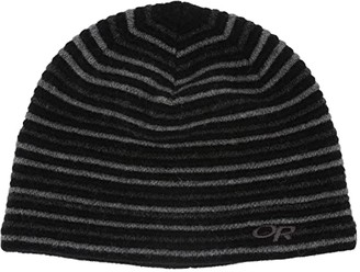 Outdoor Research Spitsbergen Hat (Black/Storm) Cold Weather Hats