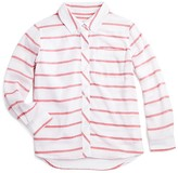 Rails Little Girls' Hudson Stripe Shirt - Sizes 4-12