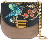 Etro printed crossbody bag - women - Leather/Suede/Metal (Other) - One Size