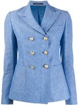 Tagliatore Anise fitted blazer