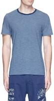 Denham Jeans Breton stripe T-shirt