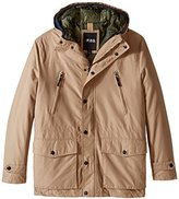 London Fog Men's Brookings Anorak Three-In-One Systems Jacket