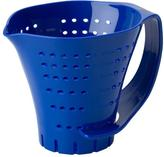 Chef's Planet Measuring Colander in Blue