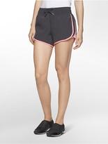 Calvin Klein Performance Commuter Drawstring Shorts