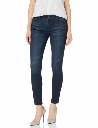 DL1961 Women's Florence Ankle: MID Rise Instasculpt Skinny