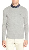 AG Jeans Green Label 'Wilcox' Slim Fit Wool & Cashmere Crewneck Sweater