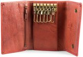 Visconti 1178 Leather Mens Key Wallet