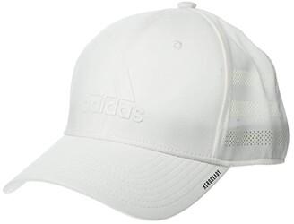 adidas Gameday III Stretch Fit (Black) Caps