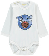 Mini Rodini Blue Bear-Cub Body