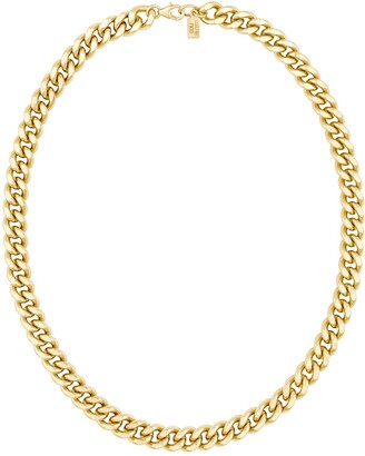 Electric Picks Harden Curb Chain Necklace
