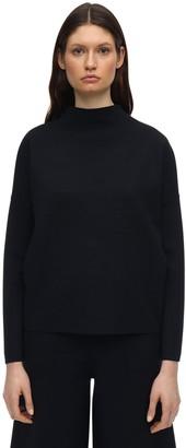 Falke Oversize Viscose Blend Knit Sweater
