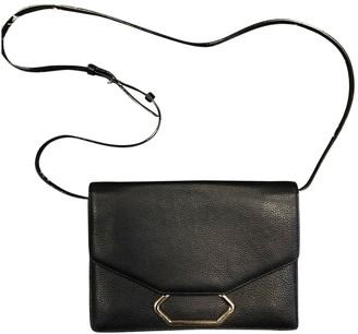 Victoria Beckham Black Leather Handbags