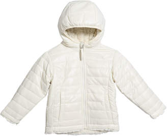The North Face Toddler Girls Reversible Mossbud Swirl Jacket, Size 2-4T