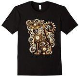 Steampunk Vintage Cat T-Shirt