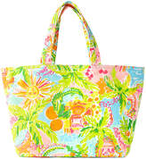 Lilly Pulitzer Palm Beach Tote