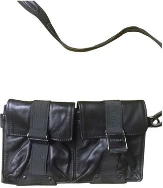 Vic Matié Black Leather Handbags