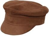 Thumbnail for your product : Ruslan Baginskiy Baker Boy Calf Suede Cap