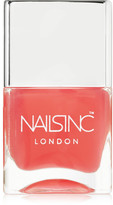 Nails Inc Base Coat With Kensington Caviar - Baby pink