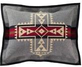 Pendleton 'Crossroads' Wool Blend Standard Sham