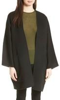Vince Women's Reversible Wool & Cashmere Clutch Coat