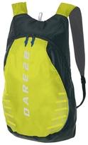 Dare 2b Ebony/yellow Silicone Packaway Rucksack