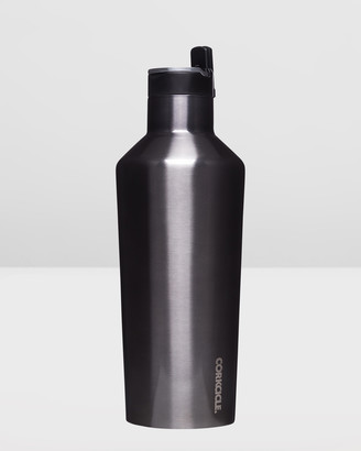 Corkcicle Insulated Stainless Steel Sports Canteen 1200ml Metallic