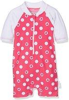 Kiss IKKS Baby Girls' Swimwear Swimsuit Set