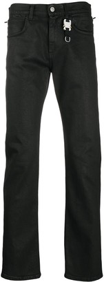 Alyx Moonlit 6 Pocket coated jeans