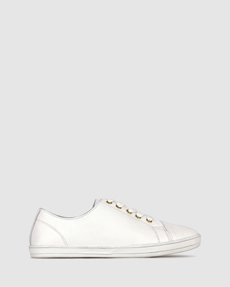 Airflex Georgie Leather Lifestyle Sneakers