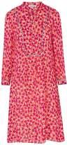 Libelula Goodie Tunic Pink and Orange Hearty Print
