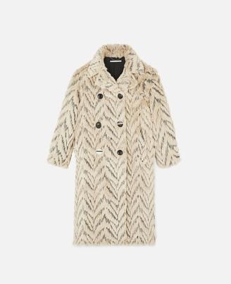 Stella McCartney KOBA FUR FREE FUR Kira Coat, Women's