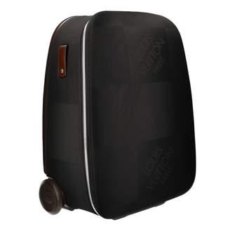 Louis Vuitton \N Black Cloth Travel bags