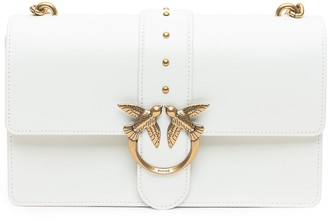 Pinko Classic Love Icon Simply Shoulder Bag