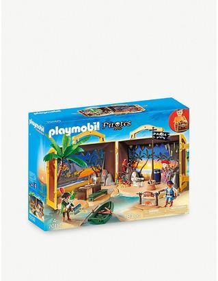 Playmobil Pirates take along pirate island set