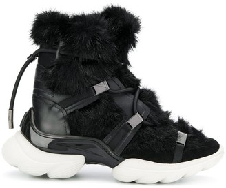 Moncler Tilda sneaker boots