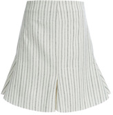 Ellery Preorder Charcoal On Clay Song Skirt