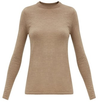 Co Round-neck Cashmere Sweater - Beige