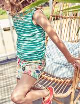Boden Stripy Vacation Tank Top