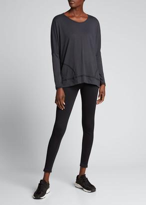Onzie Vintage Long-Sleeve Jersey Top