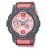 Casio Women's Baby-G BGA180-4B2 Resin Quartz Watch